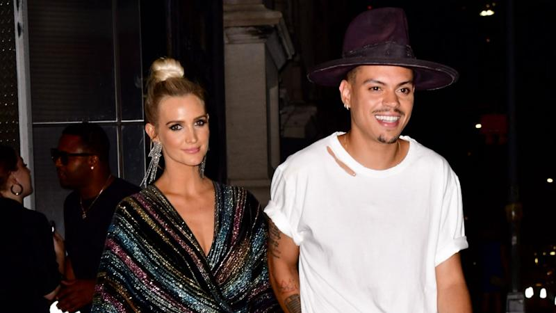 Evan Ross Talks 'Dry Humping' Ashlee Simpson the First Night They Met