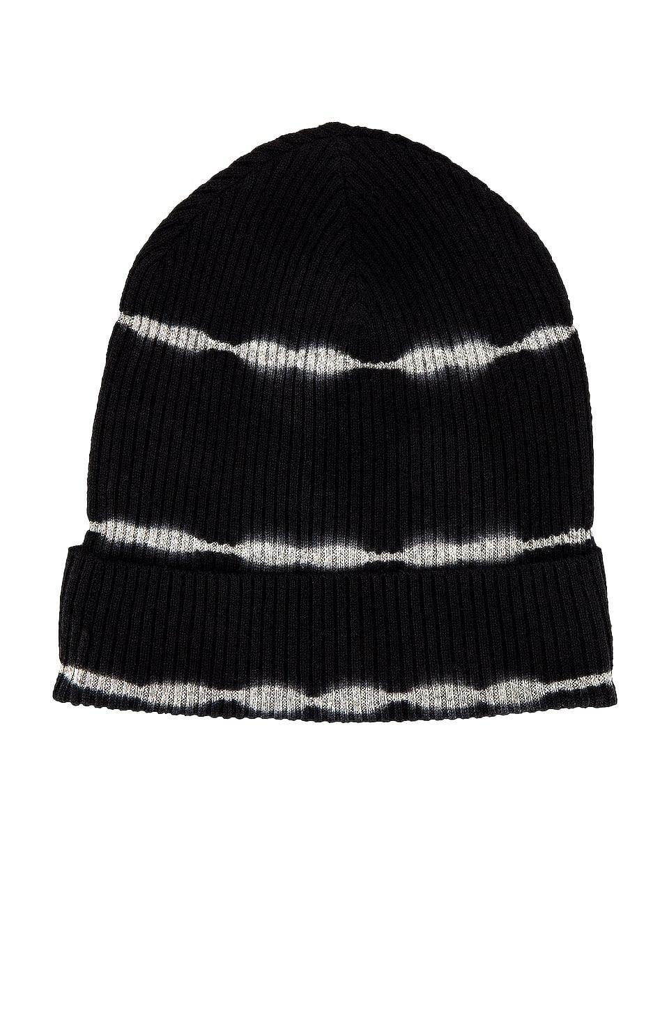 <p>This <span>Autumn Cashmere Tie Dye Rib Beanie</span> ($95) makes for a pretty perfect present.</p>