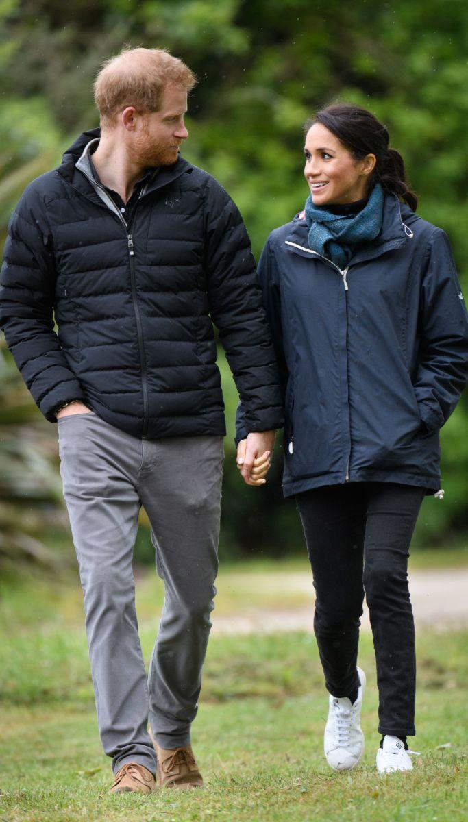 Meghan Markle and Prince Harry casual outfits