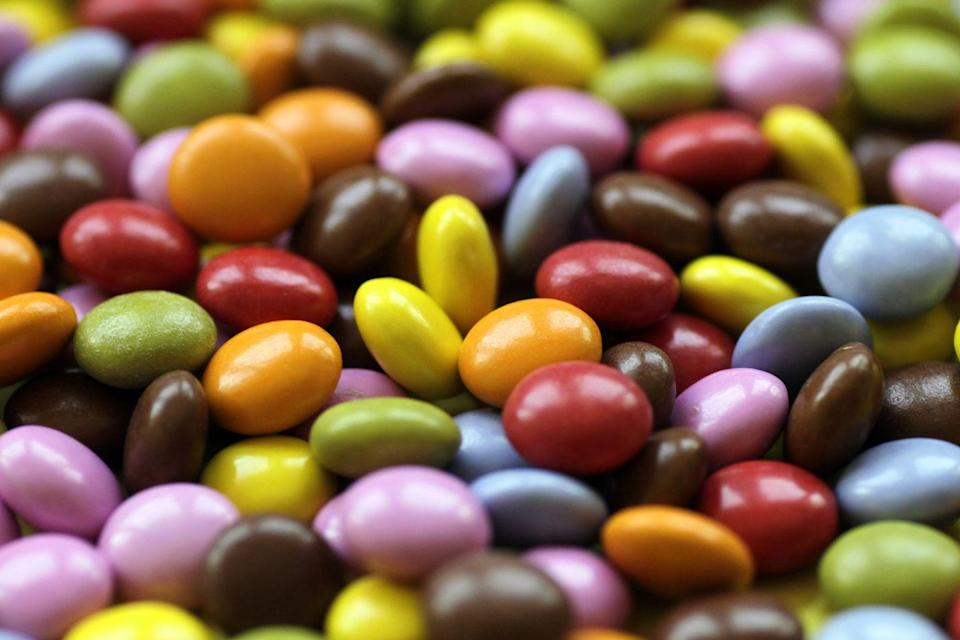 """<p>The term """"organic"""" is associated with """"healthy,"""" but candy is still candy, Warren points out. """"Just because a product is organic doesn't mean it has the appropriate amount of macronutrients,"""" she says. """"It's a nice addition that can help make a decision depending on your health goals, but you still have to read the nutrition facts.""""</p>"""