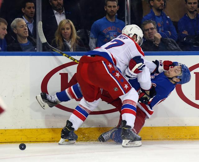 Another Rick Nash playoff dilemma for New York Rangers