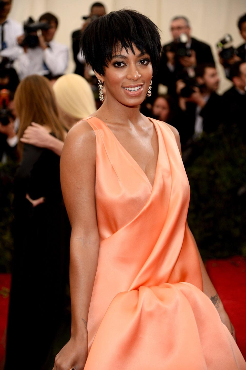 Solange Knowles Attacks Jay Z: Singer Yelled At