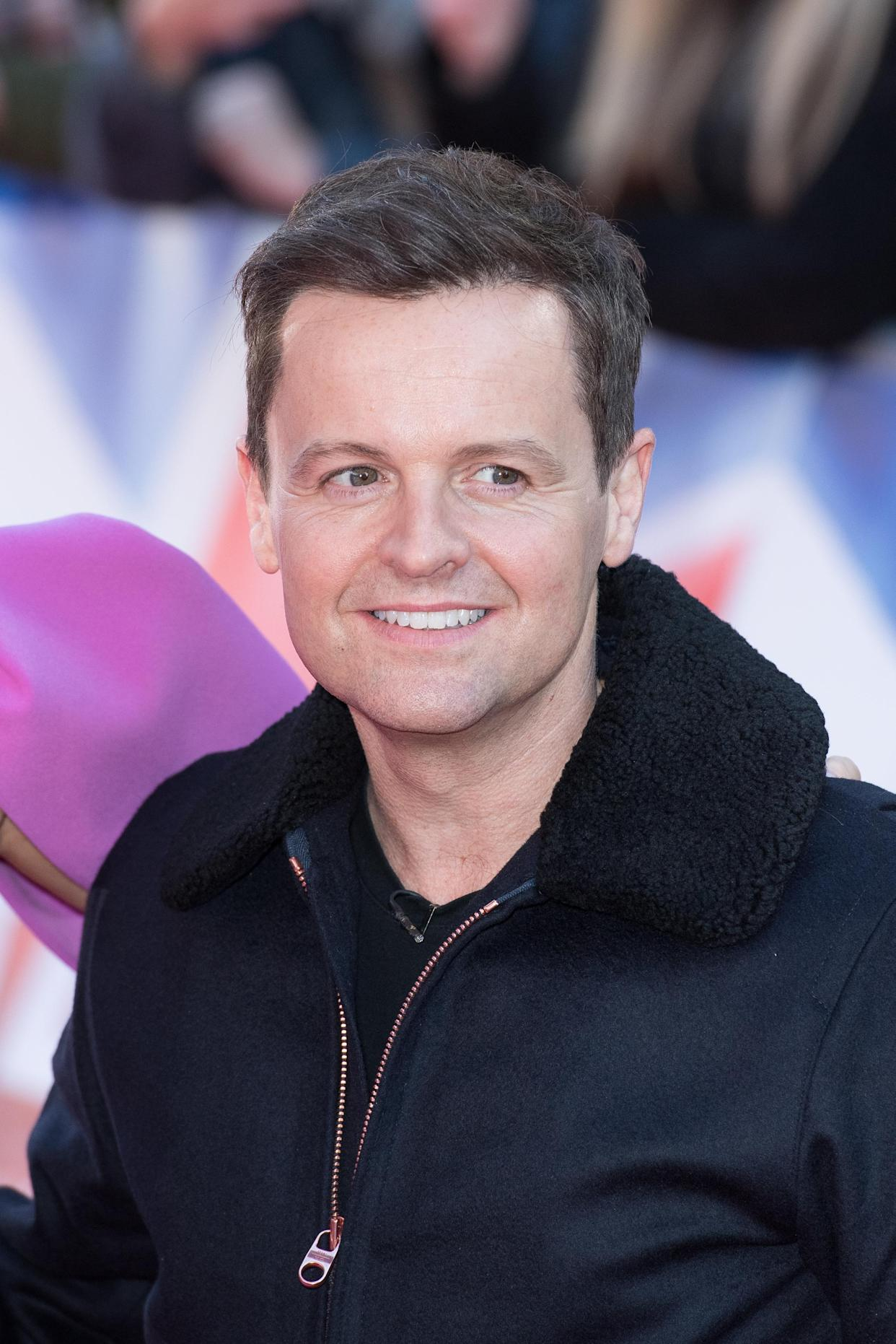 Declan Donnelly attends the Britain's Got Talent 2020 photocall at London Palladium on January 19, 2020 in London, England. (Photo by Jeff Spicer/WireImage)
