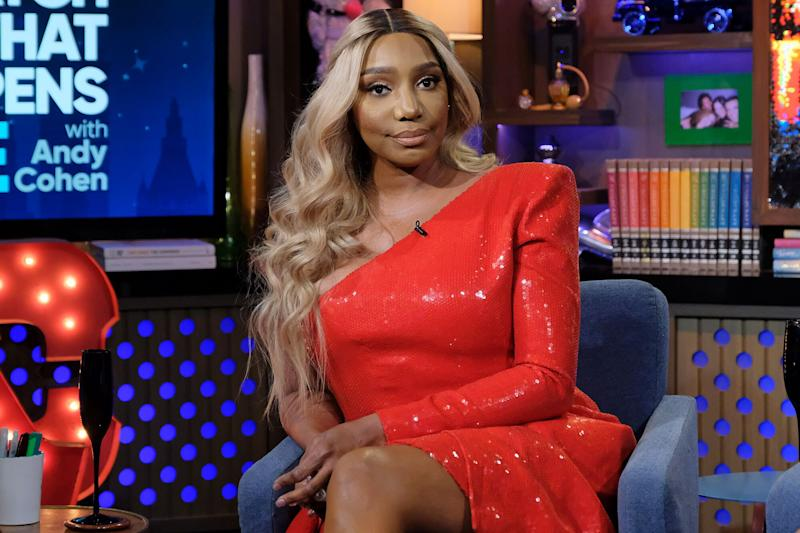 NeNe Leakes Says Wendy Williams Is 'On Cocaine', Calls Andy Cohen 'Racist'