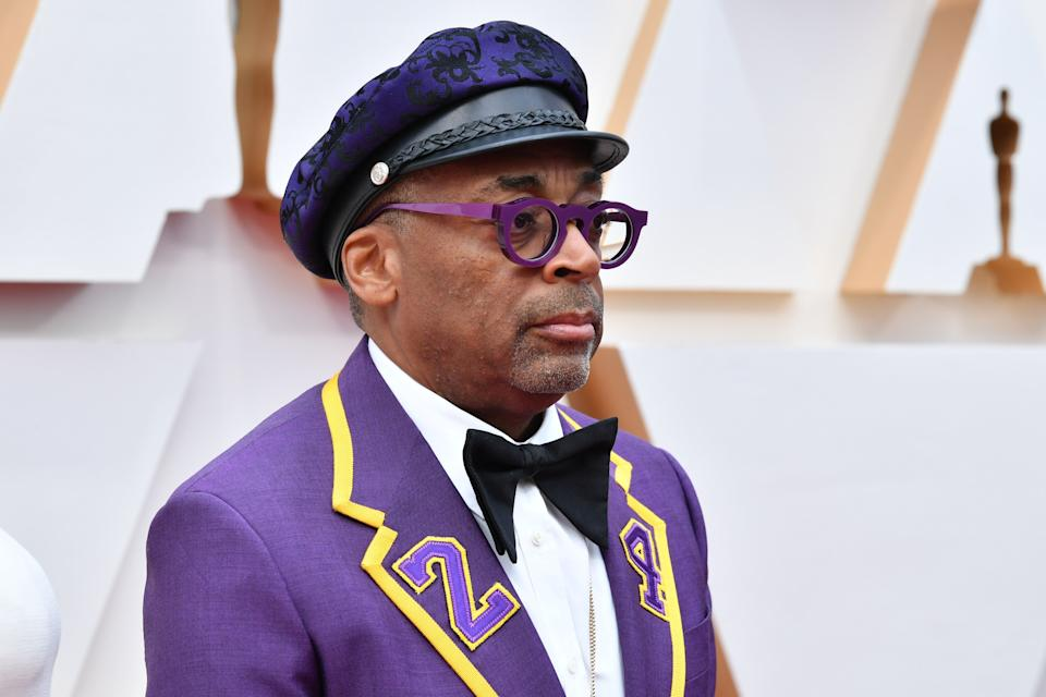 HOLLYWOOD, CALIFORNIA - FEBRUARY 09: Spike Lee attends the 92nd Annual Academy Awards at Hollywood and Highland on February 09, 2020 in Hollywood, California. (Photo by Amy Sussman/Getty Images)