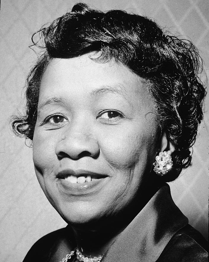 Image: Dorothy Height (Express Newspapers / Getty Images)