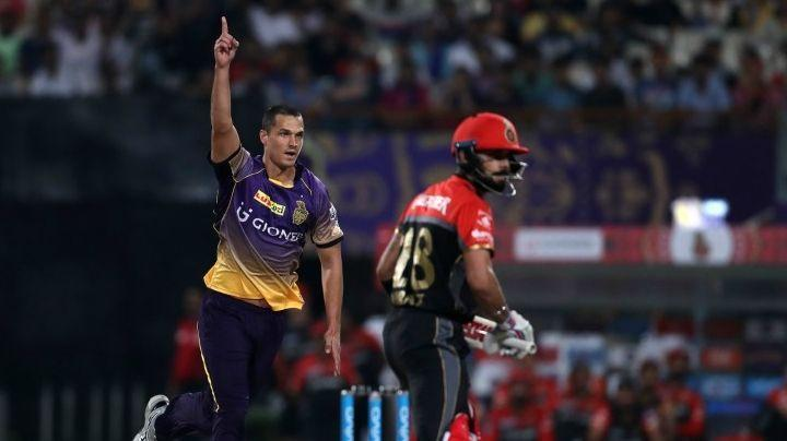 RCB scored the lowest ever team total in IPL history against KKR in 2017.
