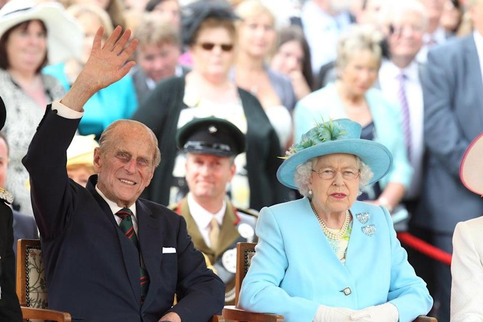 The Queen and Philip (Steve Parsons/PA) (PA Wire)