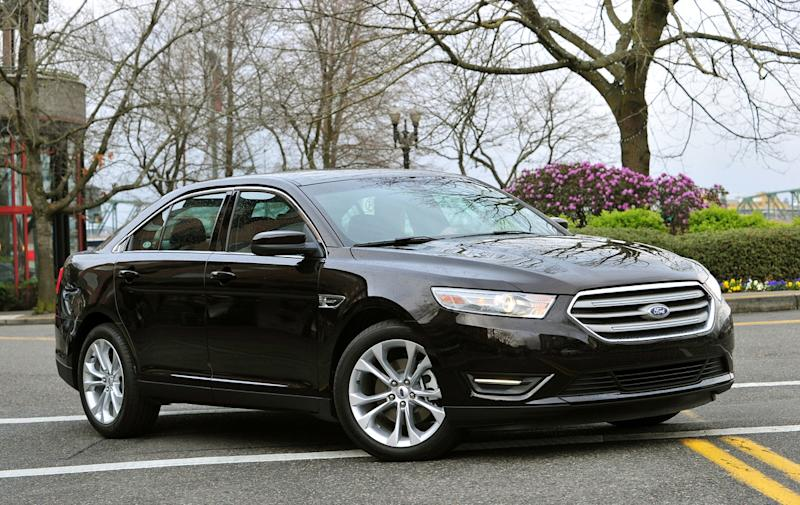 Turbo Taurus is tops in fuel mileage