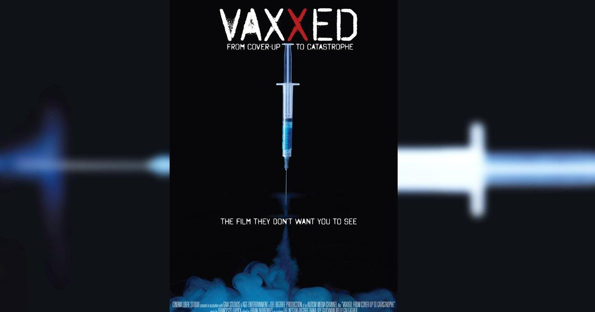 Amazon removes documentary linking vaccinations to autism
