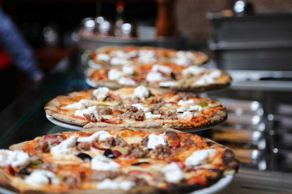 "<p><strong>Best thing to do in Illinois:</strong> Spend 3.5 hours eating Chicago's best pizza </p> <p>Chicago Pizza Tours are a fun and informative way to explore the city's most famous culinary export—and no other tour in town will leave you as well-fed. The activity typically consists of ten people (nine guests and one guide) getting into a van and visiting four of Chicago's best pizza joints. Expect to eat somewhere around six slices of pizza, varying from the city's signature deep-dish pie to the surprising thin-crust options at <a href=""https://www.cntraveler.com/restaurants/chicago/pizanos?mbid=synd_yahoo_rss"" rel=""nofollow noopener"" target=""_blank"" data-ylk=""slk:Pizano's"" class=""link rapid-noclick-resp"">Pizano's</a>.</p>"