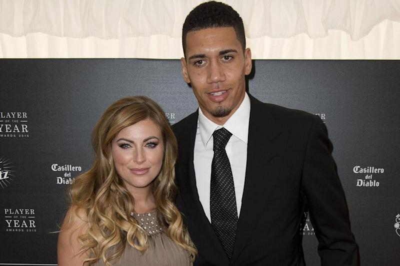 Controversial: Sam Cooke and Chris Smalling: AFP/Getty Images
