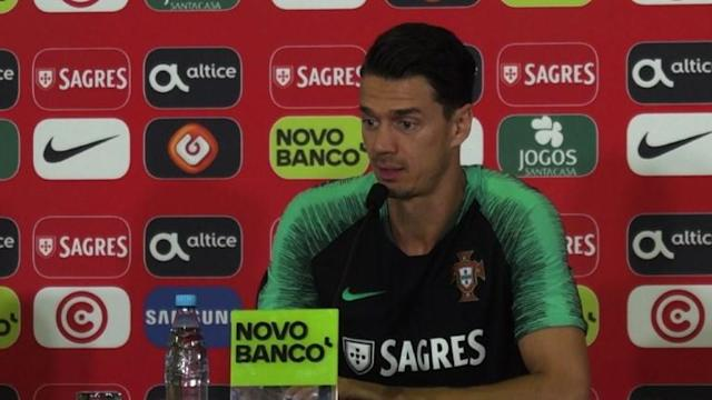 In reference to their last match vs Morocco, Portugal defender Jose Fonte says his team 'could have done better.' Cristiano Ronaldo's side train at their base camp in Kratovo, just outside Moscow, ahead of their final group match against Iran on June 25.