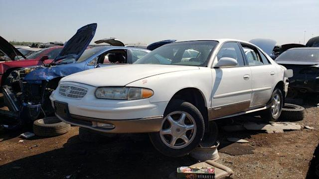 junkyard gem 2002 buick regal joseph abboud edition junkyard gem 2002 buick regal joseph