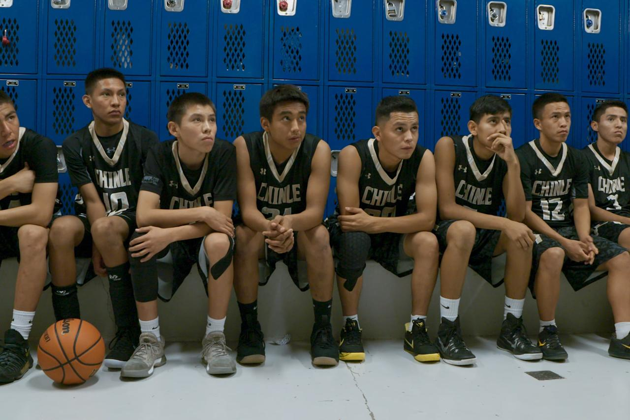 "<p>This inspirational new series revolves around the basketball team at Chinle High in Arizona's Navajo Nation as they work toward a state championship win, which would bring pride to the entire isolated community. </p> <p><strong>When it's available: </strong><a href=""http://www.netflix.com/title/80245353"" target=""_blank"" class=""ga-track"" data-ga-category=""Related"" data-ga-label=""http://www.netflix.com/title/80245353"" data-ga-action=""In-Line Links"">Aug. 2</a></p>"