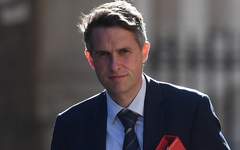 Gavin Williamson said no pupil should have their future frustrated by receiving unfair grades - Peter Summers/Getty Images Europe