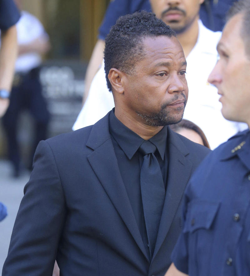 Cuba Gooding Jr. faces new allegations of sexual misconduct. Photo by: zz/KGC-146-S2/STAR MAX/IPx