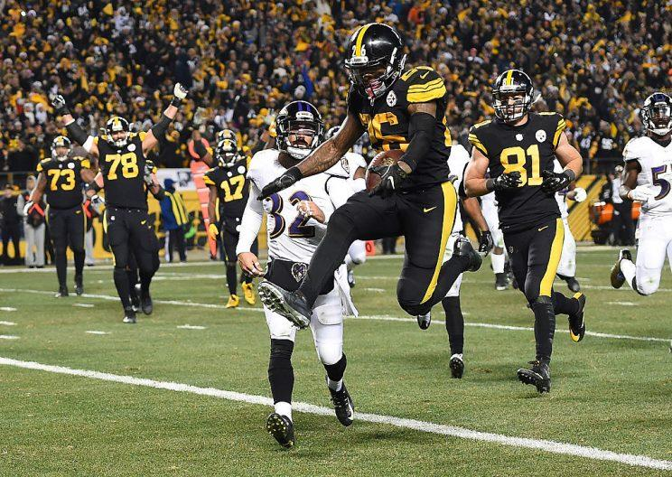 0a06b0a07a9 Le'Veon Bell highlights this week's look around the league (Getty ...