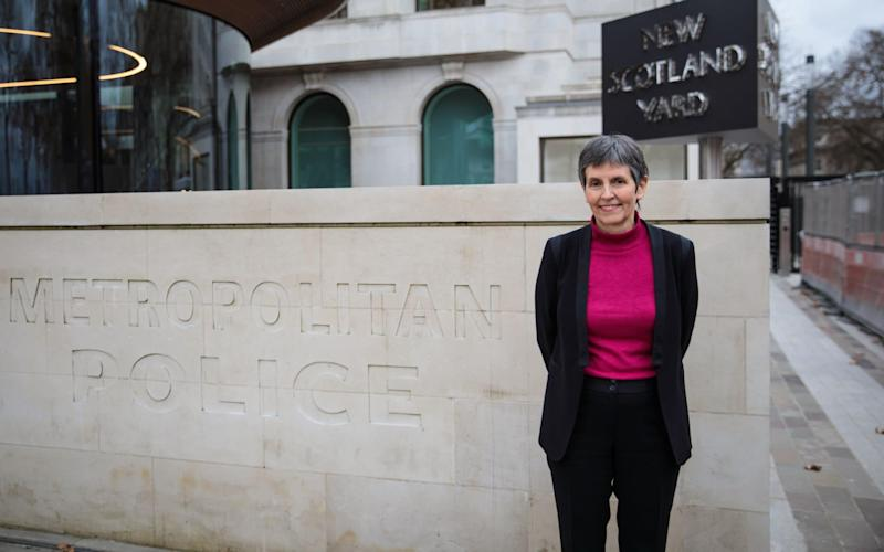 Cressida Dick was named as successor to Sir Bernard Hogan Howe last month - Getty Images Europe