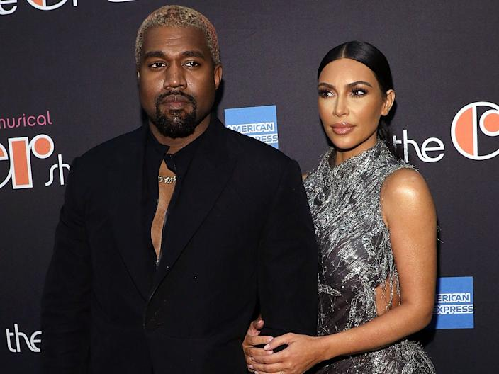 Kanye West announced that he was running for president.