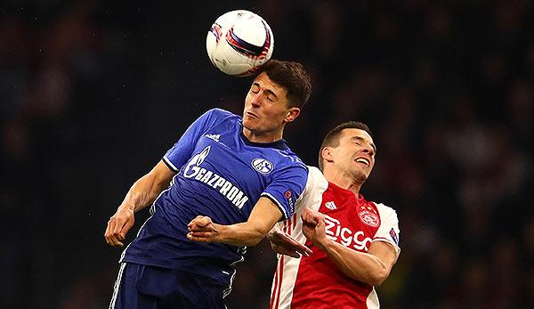Europa League: Video-Highlights zu Ajax gegen Schalke
