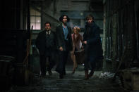 Fantastic Beasts and Where to Find Them (© 2016 Warner Bros. Ent. All Rights Reserved. Harry Potter and Fantastic Beasts Publishing Rights © JKR. J.K. ROWLING'S WIZARDING WORLD is a trademark of J.K. Rowling and Warner Bros. Entertainment Inc)