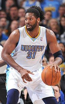 Nene was offered a four-year, $50 million extension by the Nuggets before the lockout