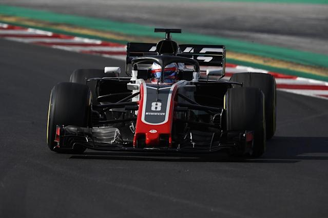 Testing star Haas insists it's 'back to square one'