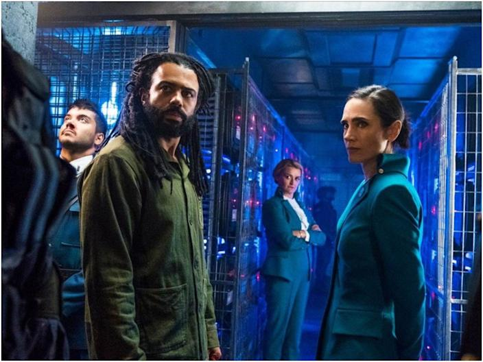 """""""Snowpiercer"""" is based on by Bong Joon-ho's 2013 film of the same name. <p class=""""copyright"""">CJ Entertainment/Dog Fish Films/Tomorrow Studios</p>"""