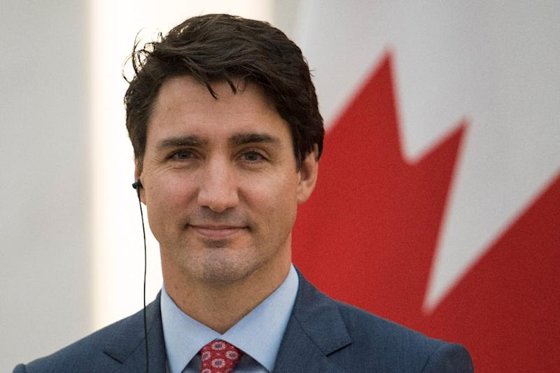 Canada's Prime Minister Justin Trudeau was accused of breaking ethics rules by vacationing at the private island of the Aga Khan