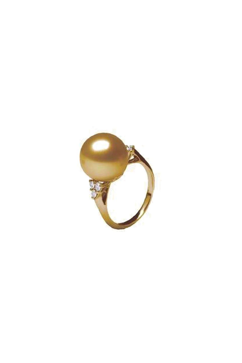 """<p><strong>Jewelmer</strong></p><p>jewelmer.com</p><p><strong>$4250.00</strong></p><p><a href=""""https://us.jewelmer.com/collections/rings/products/classiques-ring-a"""" rel=""""nofollow noopener"""" target=""""_blank"""" data-ylk=""""slk:Shop Now"""" class=""""link rapid-noclick-resp"""">Shop Now</a></p><p>Pearl engagement rings are having a moment, and this champagne colored pearl is utterly spectacular in a diamond and 18-karat gold setting. <br><strong><br>More:</strong> <a href=""""https://www.townandcountrymag.com/style/jewelry-and-watches/a35045500/pearl-engagement-rings-history/"""" rel=""""nofollow noopener"""" target=""""_blank"""" data-ylk=""""slk:A Brief History of the Pearl Engagement Ring"""" class=""""link rapid-noclick-resp"""">A Brief History of the Pearl Engagement Ring</a></p>"""