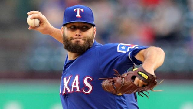 Opening Day in good hands for Texas Rangers if Lance Lynn pitches like he did Tuesday