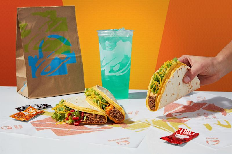 Taco Bell is bringing back this popular menu item, and it's only $1