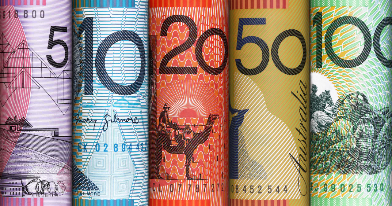 Why Australia's $163bn investor just stashed billions in cash