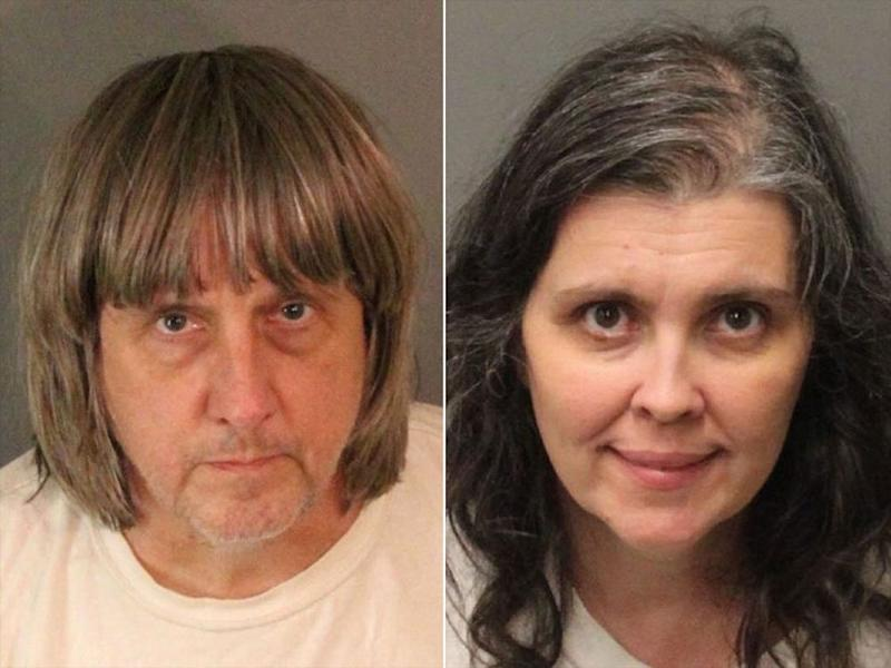 House of Horrors Husband Courted Wife When She Was 10: Sister