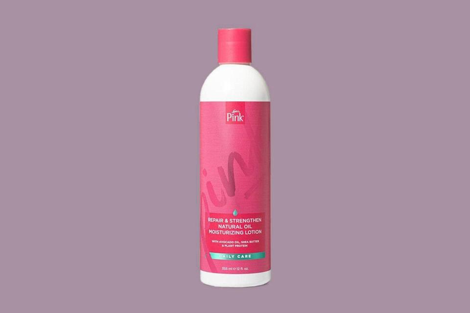 Pink Repair and Strengthen Natural Oil Moisturizing Lotion