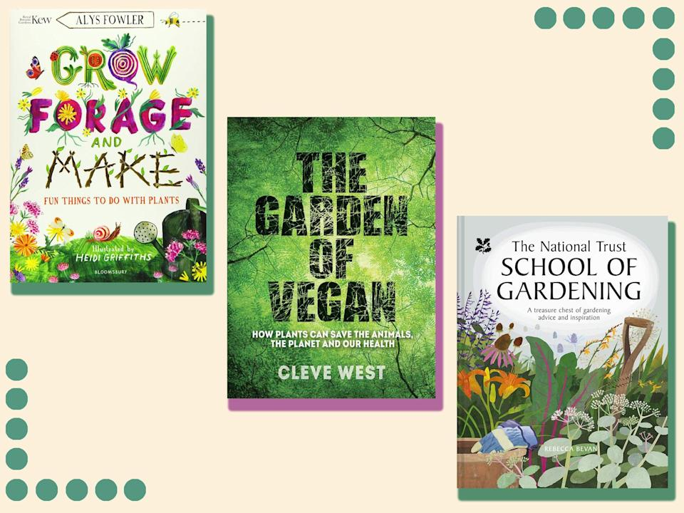 <p>Get good advice from honest experts with these earthy tomes</p> (iStock/The Independent)