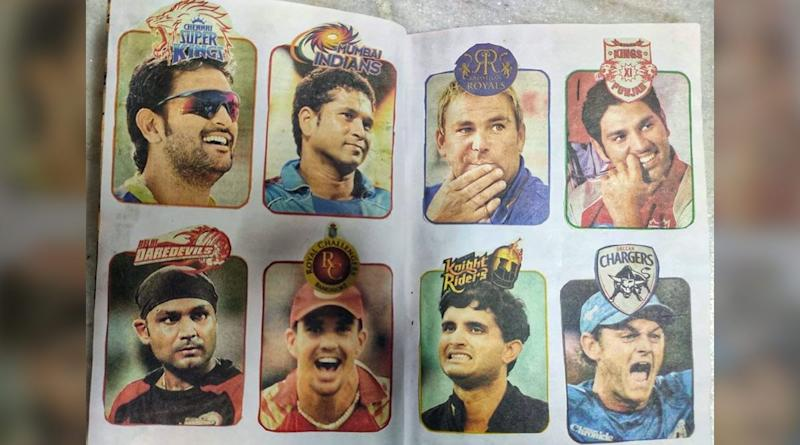 IPL 2020 Update: CSK Shares Special 'Snapshot' of Former Indian Premier League Captains From 2009 Edition