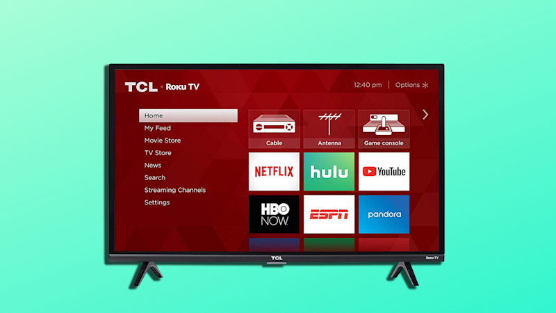 This TV is too great of a value to pass up! (Photo: Amazon/Yahoo Lifestyle)
