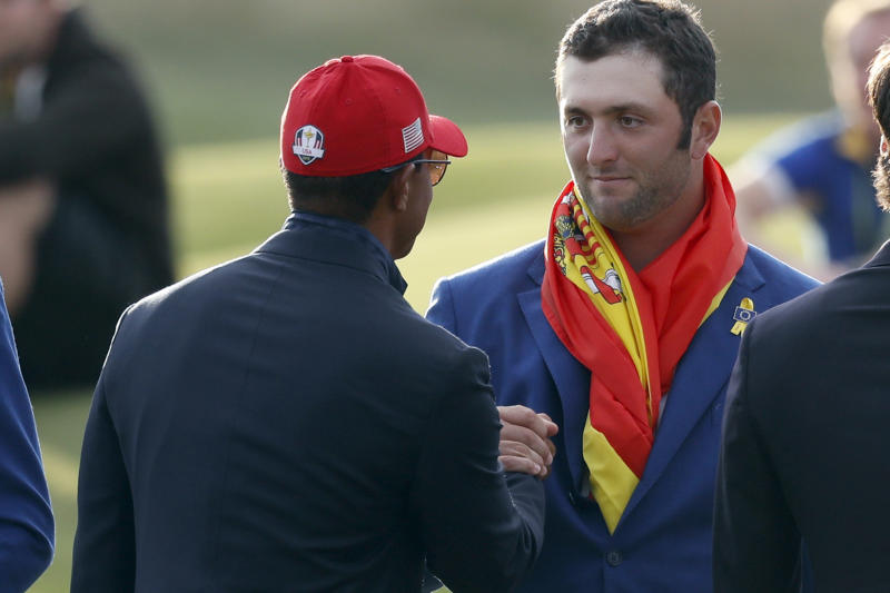 Jon Rahm surges to victory at the Hero World Challenge