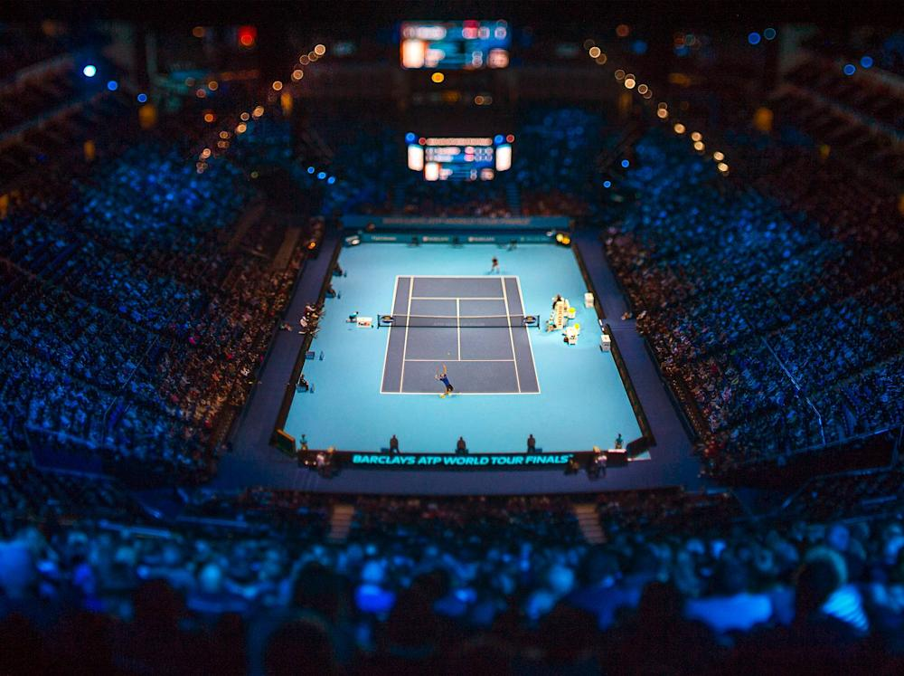 The draw for the World Tour Finals was mired in confusion: Getty