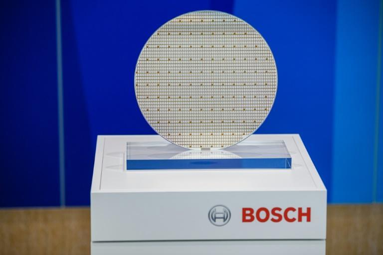 Bosch's plant will churn out advanced 300-millimetre semiconductor wafers