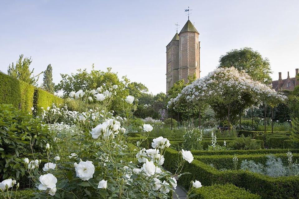 """<p>Known as the Garden of England, you must visit Kent at least once in your life. Here, you'll find the likes of Sissinghurst Castle Garden, Great Comp Garden and Lullingstone Castle & The World Garden. Each has its own character and you could spend hours strolling around as you take in the scents of summer.</p><p>In nearby East Sussex, Pashley Manor and Great Dixter shouldn't be missed either. You can explore the best of Kent and Sussex's gardens with garden designer Sarah Raven in June 2021. Sarah will invite you to her own garden Perch Hill, where there'll be afternoon tea and flower arranging. You'll also enjoy an exclusive after-hours dinner at Sissinghurst. </p><p><a class=""""link rapid-noclick-resp"""" href=""""https://www.countrylivingholidays.com/tours/kent-sussex-gardens-sarah-raven-perch-hill-sissinghurst"""" rel=""""nofollow noopener"""" target=""""_blank"""" data-ylk=""""slk:FIND OUT MORE"""">FIND OUT MORE</a></p>"""