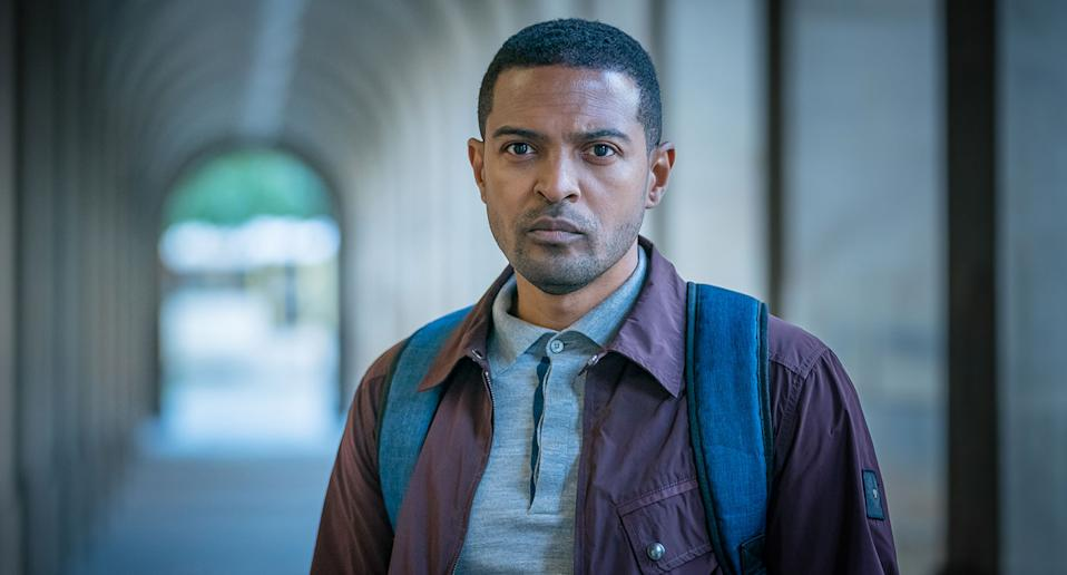 ITV will not air the final episode of Noel Clarke drama Viewpoint on its main channel (ITV)