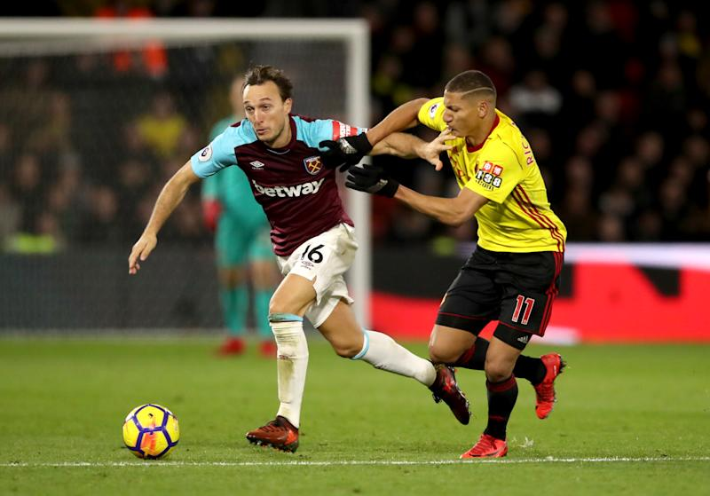 Win tickets for West Ham v Watford — Premier League competition