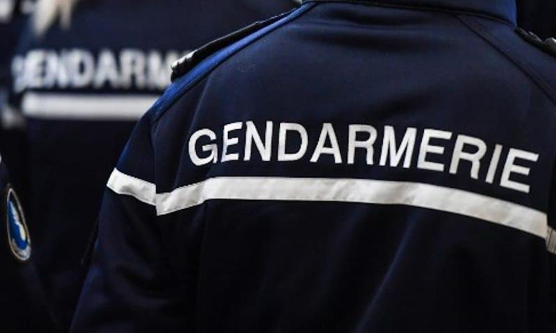 (Photo d'illustration) Un agent de gendarmerie. - AFP