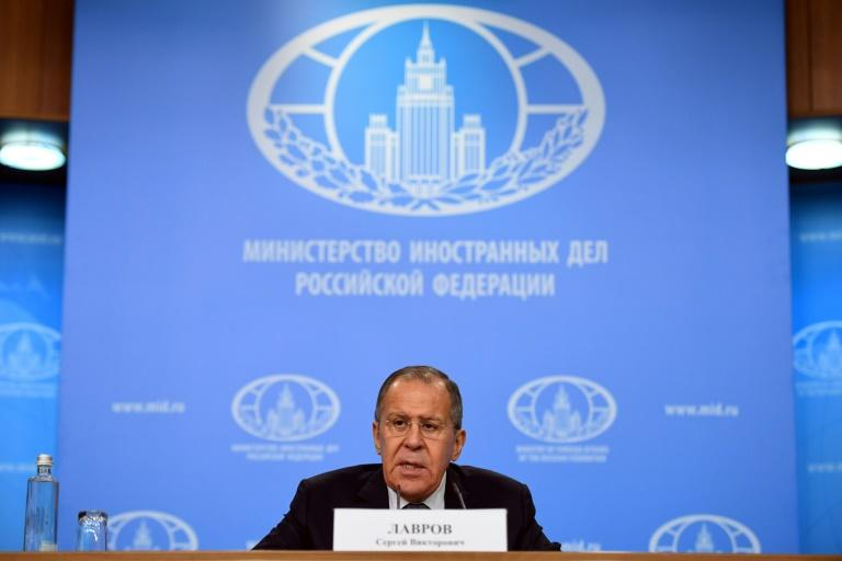 Russian FM on Russia's role in Karabakh settlement