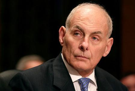 HS secretary Kelly goes before Congress, takes blame for travel ban