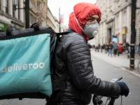 Nearly 1,700 new restaurants have signed up for Deliveroo in the last month, as coronavirus restrictions lead more businesses to shut their doors