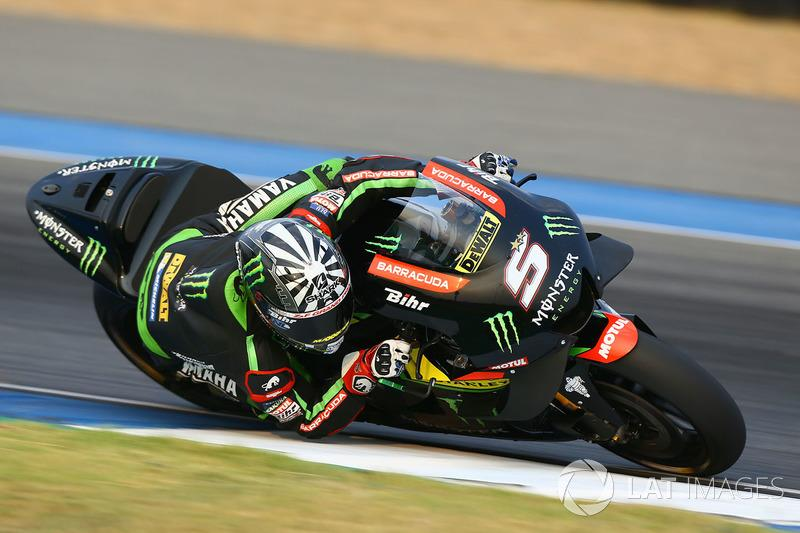 "2018. Johann Zarco (MotoGP)<span class=""copyright"">Gold and Goose / Motorsport Images</span>"